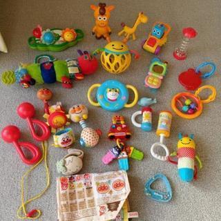 0歳ねんね期〜全24点■音鳴·知育おもちゃ アンパンマン·しまじろう