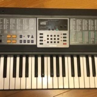 電子ピアノ CASIO ctk-650