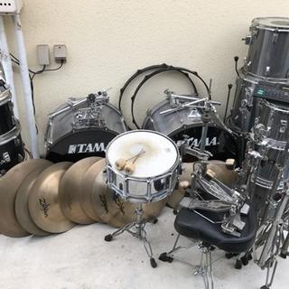 【最終値下げ】ドラムセット売ります!