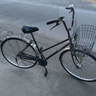 自転車 27インチ カマキリ