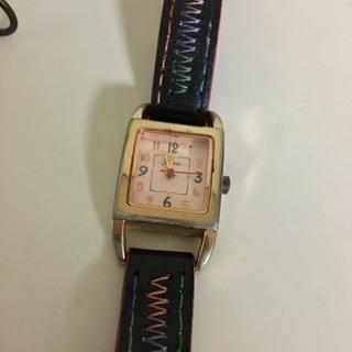 稼働してます❣️J-AXISの腕時計⌚️❣️