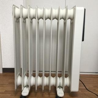 オイルヒーター DBKオイルヒーター - 家電