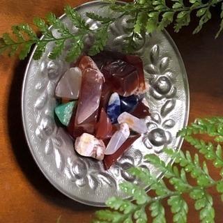 癒しの小石たち