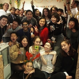 Xmas International Party Night クリ...