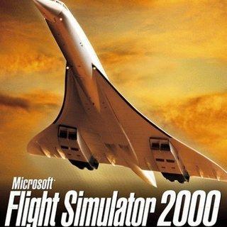 MS フライト シュミレータ 2000 Pro  0円