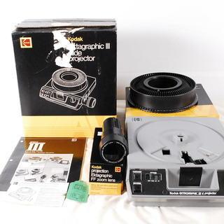 7351 KODAK コダック EKTAGRAPHICⅢ レンズ...