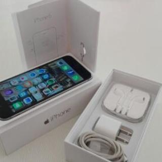 au, iPhone 6, 16GB, イヤホン