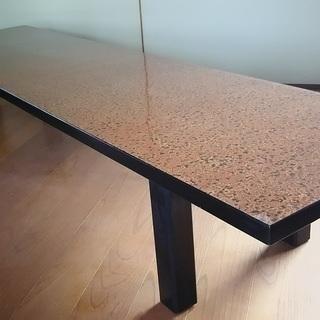 廃棄予定につき格安 折りたたみ可能の会食向きテーブル(1台は800...