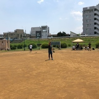 ⚾️二子玉ソフトボールやりまーす^o^⚾️
