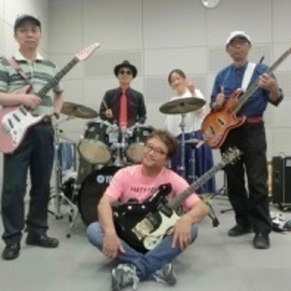 ベンチャーズ・寺内タケシバンドでギターさん募集!