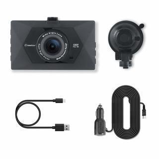 ドライブレコーダー 1080P ドラレコ フル HD 暗視 17...