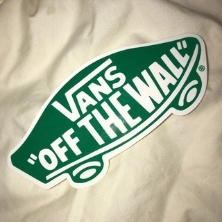 正規 VANS バンズ♪OFF THE WALL 非売品ノベルテ...