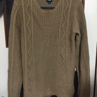 Black kavior ニット セーター 大きめMサイズ