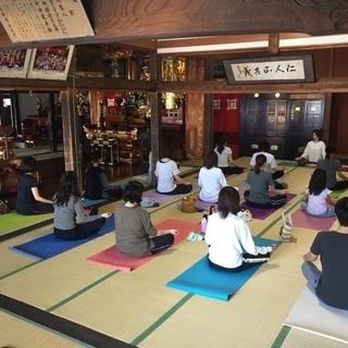 寺ヨガ〜tera yoga〜 @慈光寺