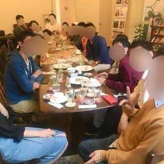 12/22 カフェ会 - パーティー