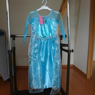 新品 アナ雪 ドレス 140センチ