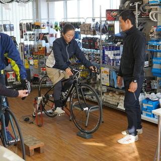 ロードバイク初心者のための入門サイクリングイベント