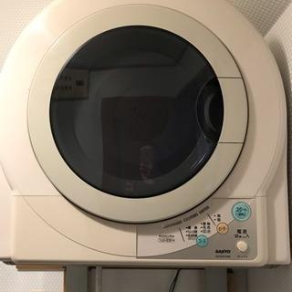 SANYOの乾燥機