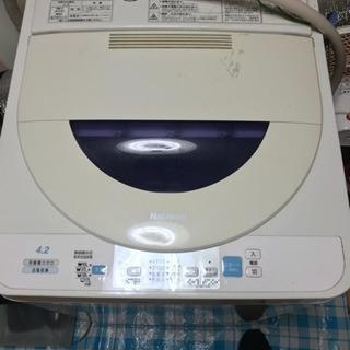 洗濯機 National