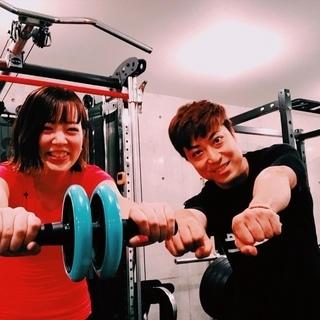 【限定5名パーソナルトレーニングモニター募集】ダイエットのお悩みを解決