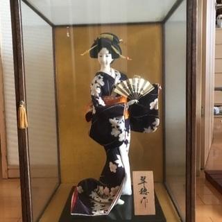 日本人形 女性