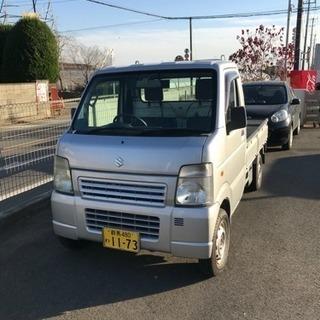 群馬県太田市発 格安軽トラック レンタカー 4WD AT車
