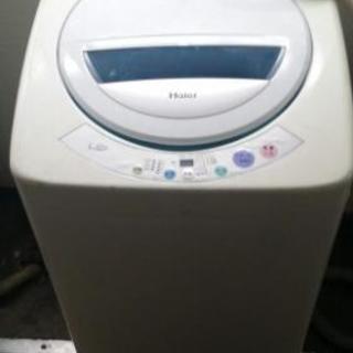 ハイアール 洗濯機 5kg