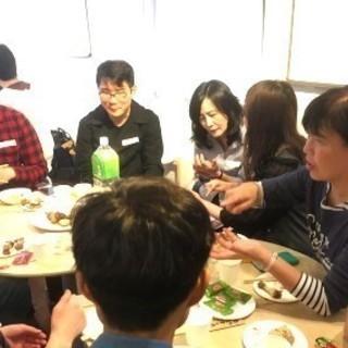 12/23(日) にほんごcafe ランチパーティ