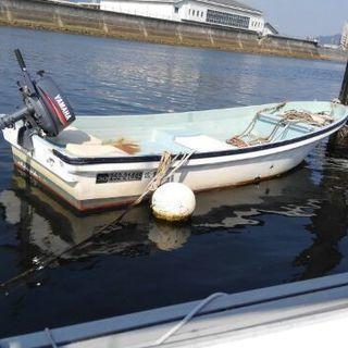 ヤマハボート14 ft 和船