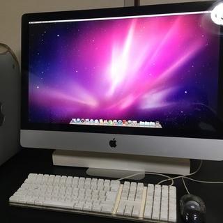 【ジャンク】情報更新 Apple iMac 27インチ 2007年...