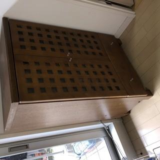 木製サイドボード[訳あり家具]