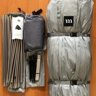 【MURACO】NIMBUS 4P 2018モデル 4人用 グラン...