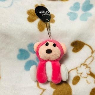 ピンクのお猿さん