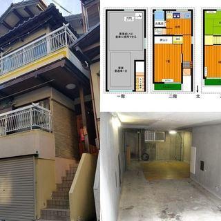5万円 平野区長吉長原一戸建て3DK+駐車場 2019年1月入居可