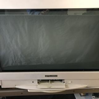 三菱 28インチ ブラウン管TV