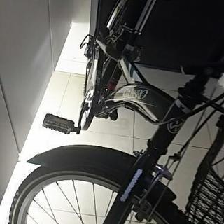 美品  6段変速 自転車 24インチ