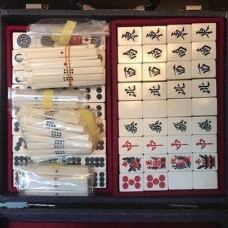 麻雀牌 マット 売ります!