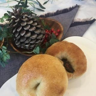 冬休みパン作り教室