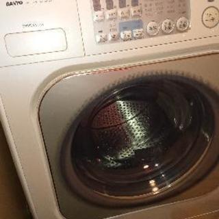 ドラム式洗濯機(ジャンク品)