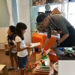 おもちゃでプログラミング教室&12月のブロック創作テーマは『クリス...