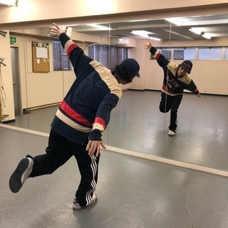 【渋谷】ミドルエイジ(ストリート)ダンス