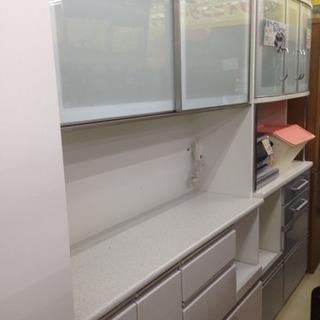 2面食器棚 1211-07 福岡 ...