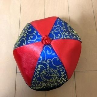 子供用中国帽