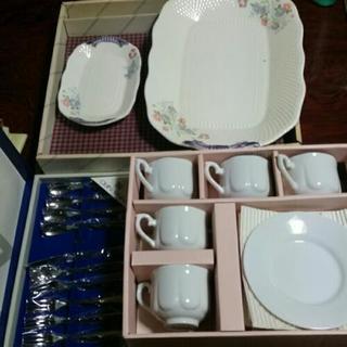 Shozan japanのお皿6枚、NINA NIROのデザート...
