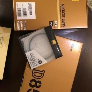 NIKON D850 レンズ付 未使用