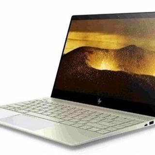 【新品未使用】HP ENVY シルクゴールド [Core i3 ...