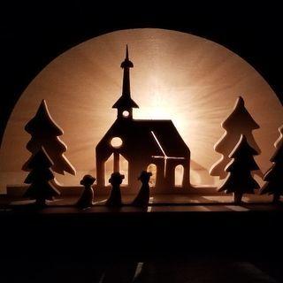12月15日(土)、16日(日)木工体験♪シュヴィップボーゲンを...