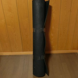 ゴムマット フローリング保護 1m×2m×5~6mm厚