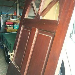 イギリス製木製ドア