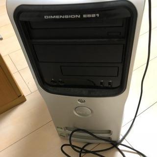 すぐ使える デル デスクトップPC E521